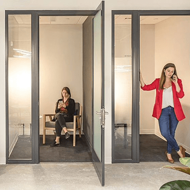 break room privacy space dividers